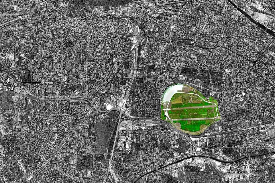 Keeping it green. – sugarhigh zur Eröffnung des Tempelhofer Feldes – 2010