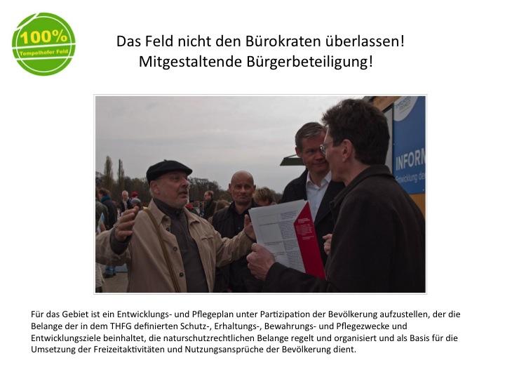 Volksentscheid Tempelhofer Feld: Der Gesetzesvorschlag der Bürger und die anderen