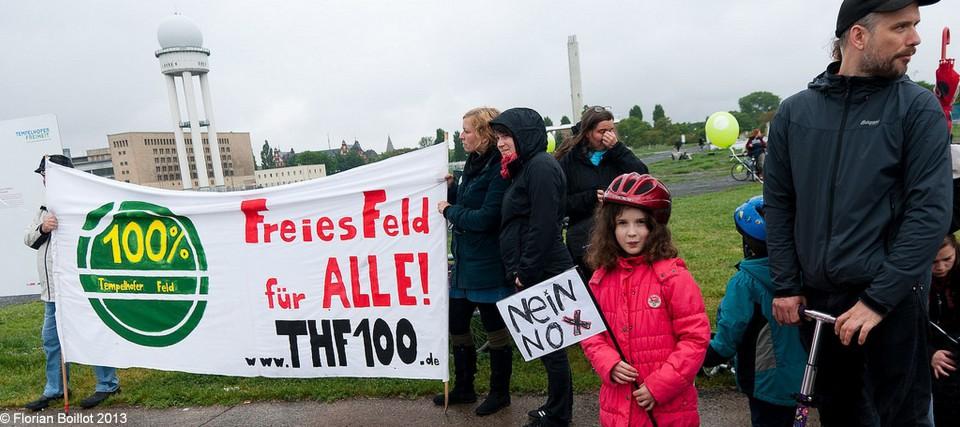 Spendenaufruf: Wir müssen noch 11.815,- für Anzeige Tempelhofer Feld bezahlen