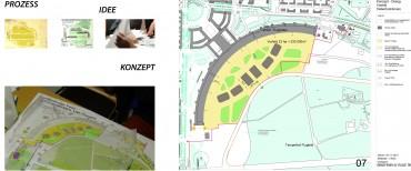 Bürgervorschlag zur Flüchtlings-Versorgung auf dem Tempelhofer Vor-Feld