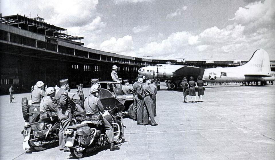 1945-1993 Nutzung durch das US-Militär