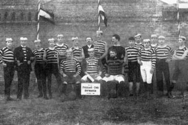 Gründung des ältesten noch existierenden deutschen Fussball-Vereins