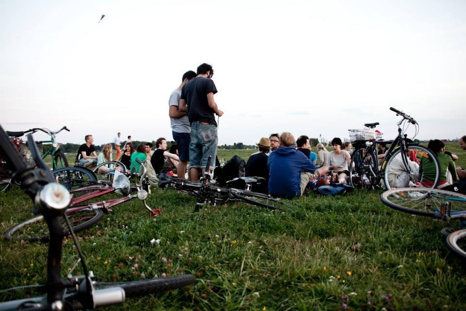 Deutsch für dich – Picknick auf dem Tempelhofer Feld