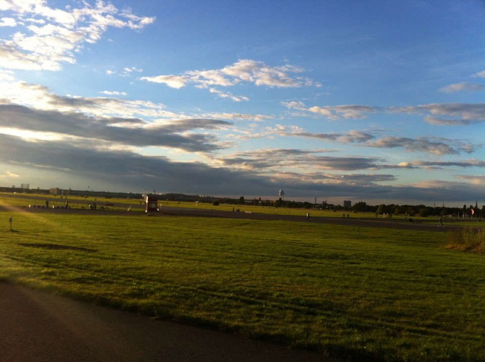 Tempelhofer Feld Fotos von Cilie Marie