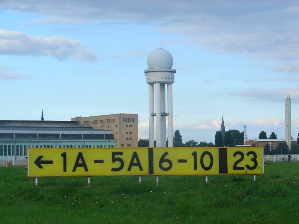 Tempelhofer Feld Fotos von Dario Gnasimbe Gerholdt