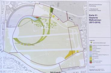 Baugenehmigung zum Wasserbecken auf dem Tempelhofer Feld Berlin gibt Rätsel auf