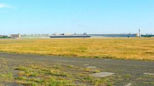 Flughafen Tempelhof, Berlin Foto: Dario Gnasimbe Gerholdt