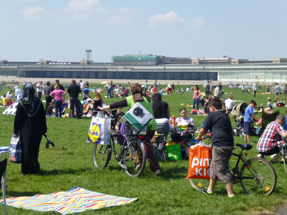 The New Psychogeography of Tempelhof Airport