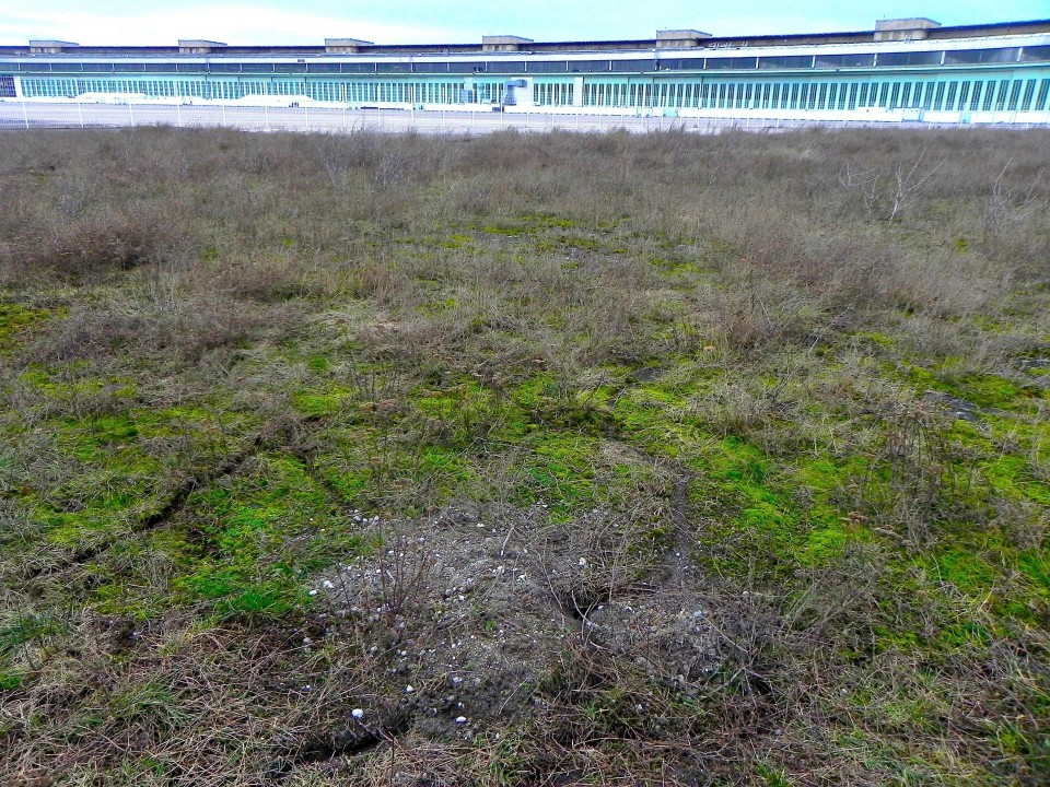 Vorgeschichte der Parlaments-Entscheidung gegen Volksgesetz Tempelhofer Feld